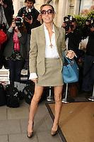 Tpt retro set found dead today <br /> Tara Palmer Tompkinson<br /> arrives for the She magazine inspiring women awards 2010 at Claridges hotel, London.<br /> <br /> &copy;Ash Knotek  D2035 05/05/2010