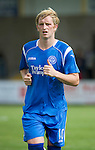 St Johnstone FC.... Season 2010-11.Liam Craig.Picture by Graeme Hart..Copyright Perthshire Picture Agency.Tel: 01738 623350  Mobile: 07990 594431
