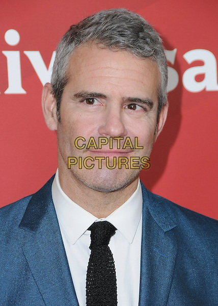 17 January 2017 - Pasadena, California - Andy Cohen. 2017 NBCUniversal Winter Press Tour held at the Langham Huntington Hotel. <br /> CAP/ADM/BT<br /> &copy;BT/ADM/Capital Pictures