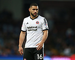 Cameron Carter-Vickers of Sheffield Utd during the Championship match at Villa Park Stadium, Birmingham. Picture date 23rd December 2017. Picture credit should read: Simon Bellis/Sportimage