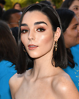 "13 May 2019 - Los Angeles, California - Indiana Massara. ""The Sun Is Also A Star"" Warner Bros World Premiere held at Pacific Theatres at The Grove. Photo Credit: Billy Bennight/AdMedia"