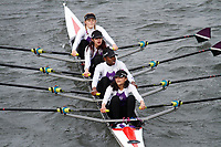 Crew: 279  Putney High Sch  Event: Girls J16 Quads<br /> <br /> Schools' Head of the River 2017<br /> <br /> To purchase this photo, or to see pricing information for Prints and Downloads, click the blue 'Add to Cart' button at the top-right of the page.
