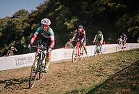 Italian Champion Eva Lechner (ITA/Creafin-TuvSud)<br /> <br /> Elite Women's Race<br /> GP Mario De Clercq / Hotond cross 2018 (Ronse, BEL)