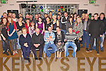 Key to the Door - Billy Conway from Farmers' Bridge, seated centre having a ball with friends and family at his 21st birthday bash held in The Ballyroe Heights Hotel on Saturday night.