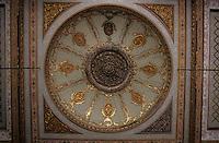 Europe/Turquie/Istanbul : Palais de Topkapi, détail toiture