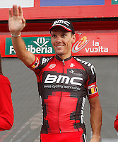 Philippe Gilbert celebrates the victory in the stage of La Vuelta 2012 beetwen Penafiel-La Lastrilla.September 7,2012. (ALTERPHOTOS/Paola Otero) /NortePhoto.com<br /> <br /> **CREDITO*OBLIGATORIO** *No*Venta*A*Terceros*<br /> *No*Sale*So*third* ***No*Se*Permite*Hacer Archivo***No*Sale*So*third