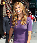 "Celebrities visit ""Late Show with David Letterman"" New York, Ny July 27, 2011"