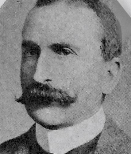 Victorian entrepreneur Sir John Arnott