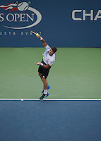 Raonic Serve US Open 2013