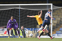Charlie Kelman of Southend United scores the first goal during Southend United vs Bristol Rovers, Sky Bet EFL League 1 Football at Roots Hall on 7th March 2020