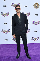 """LOS ANGELES - JUNE 4: Robin Thicke attends an Emmy FYC event for Fox's """"The Masked Singer"""" at Westfield Century City on June 4, 2019 in Los Angeles, California. (Photo by Vince Bucci/Fox/PictureGroup)"""