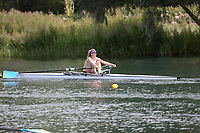 Race: 87: W J18 1x  Rep 1<br /> <br /> Peterborough Summer Regatta 2017 - Saturday<br /> <br /> To purchase this photo, or to see pricing information for Prints and Downloads, click the blue 'Add to Cart' button at the top-right of the page.