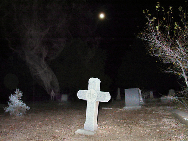 Cemetary Ghost