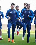 15.02.2019: Rangers training: Ryan Jack
