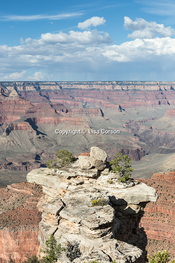Grand Canyon, South Rim, Arizona.