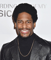 LOS ANGELES, CA - FEBRUARY 08: Jon Batiste attends MusiCares Person of the Year honoring Dolly Parton at Los Angeles Convention Center on February 8, 2019 in Los Angeles, California.<br /> CAP/ROT/TM<br /> &copy;TM/ROT/Capital Pictures