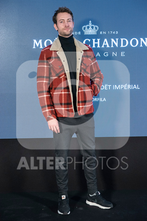 Peter Vives In MOËT & CHANDON presents the global celebration project of the 150th anniversary of Moet in the hands of its protagonists<br /> November 13, 2019. <br /> (ALTERPHOTOS/David Jar)