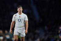 Ben Youngs of England looks on during the QBE International match between England and South Africa at Twickenham Stadium on Saturday 15th November 2014 (Photo by Rob Munro)