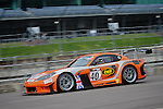 Colin White/Tom Sharp - CWS 4x4 Spares Ginetta G55 GT3