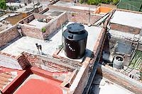 Rooftops, San Miguel de Allende,  Mexico