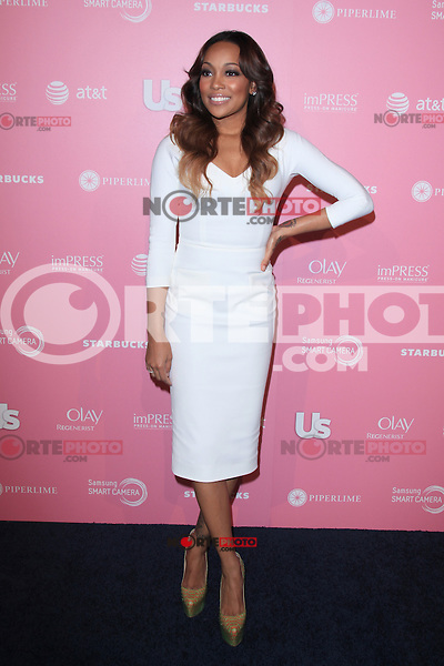 Monica Denise Brown at Us Weekly's Hot Hollywood Style Event at Greystone Manor Supperclub on April 18, 2012 in West Hollywood, California. ©mpi28/MediaPunch Inc.