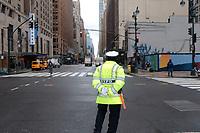 MAR 25 New York City under Coronavirus