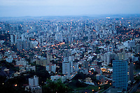 View of Belo Horizonte from Santa Lucia neighborhood, Belo Horizonte, Minas Gerais, Brazil, South America, 2007, © Stephen Blake Farrington