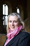 Caroline Wyatt at Christ Church during the Sunday Times Oxford Literary Festival, UK, 16 - 24 March 2013. <br />