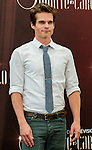 """Greg Rikaart from serie """"The Young and the Restless"""" attends photocall at the Grimaldi Forum on June 9, 2014 in Monte-Carlo, Monaco."""