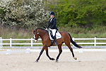 Class 3. Dressage. BD. Brook Farm Training Centre. Stapleford Abbotts. Essex. GBR. 05/04/2019. ~ MANDATORY Credit Elli Birch/Sportinpictures - NO UNAUTHORISED USE - 07837 394578