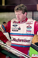DAYTONA BEACH, FL - JUL 2, 1994:  Bill Elliott is shown in the garage before the Pepsi 400 NASCAR Winston Cup race at Daytona International Speedway, Daytona Beach, FL. (Photo by Brian Cleary/www.bcpix.com))