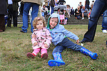 Sami Roche and Ava Mulligan at the 2011 Laytown races.(Photo credit should read Jenny Matthews www.newsfile.ie)....This Picture has been sent you under the conditions enclosed by:.Newsfile Ltd..The Studio,.Millmount Abbey,.Drogheda,.Co Meath..Ireland..Tel: +353(0)41-9871240.Fax: +353(0)41-9871260.GSM: +353(0)86-2500958.email: pictures@newsfile.ie.www.newsfile.ie.
