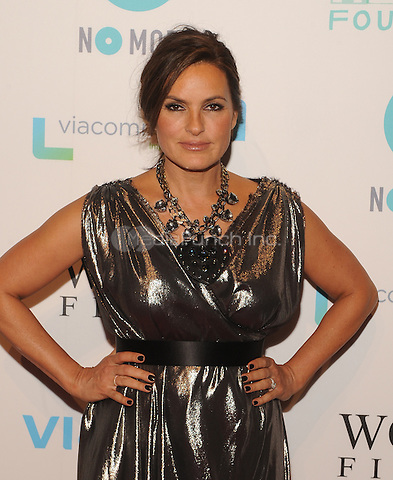 New York,NY-May 29: Mariska Hargitay Attends Mariska Hargitayís Joyful Heart Foundation 10th anniversary  in New York City on May 29, 2014. Credit: John Palmer/MediaPunch