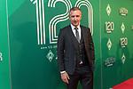 04.02.2019, Dorint Park Hotel Bremen, Bremen, GER, 1.FBL, 120 Jahre SV Werder Bremen - Gala-Dinner<br /> <br /> im Bild<br />  Frank Baumann (Geschäftsführer Fußball Werder Bremen)<br /> <br /> Der Fussballverein SV Werder Bremen feiert am heutigen 04. Februar 2019 sein 120-jähriges Bestehen. Im Park Hotel Bremen findet anläßlich des Jubiläums ein Galadinner statt. <br /> <br /> Foto © nordphoto / Ewert