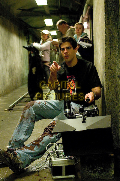 ELI ROTH (DIRECTOR).on the set of Hostel.*Editorial Use Only*.www.capitalpictures.com.sales@capitalpictures.com.Supplied by Capital Pictures.