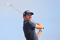 Lawrence Curtis (Peninsula Kingswood) on the 17th tee during Round 2 - Strokeplay of the North of Ireland Championship at Royal Portrush Golf Club, Portrush, Co. Antrim on Tuesday 10th July 2018.<br /> Picture:  Thos Caffrey / Golffile