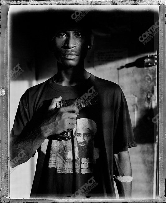 """Ivini,"" Raskols, gangs of Port Moresby, Papua New Guinea, January 2004"