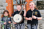 Lixnaw Feile:Taking part in competition at the Lixnaw Feile at the Ceolan Centre, Lixnaw on Sunday last were Shauna Carey, Calvin Healy & Ava Macay all from Listowel.
