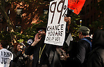 New York - Occupy Wall Street Protest - global day of action October 15
