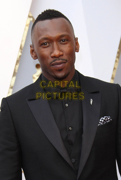 26 February 2017 - Hollywood, California - Mahershala Ali. 89th Annual Academy Awards presented by the Academy of Motion Picture Arts and Sciences held at Hollywood &amp; Highland Center. <br /> CAP/ADM<br /> &copy;ADM/Capital Pictures