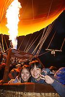 20130711 July 11 Hot Air Balloon Cairns
