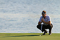 POULTER Ian (ENG) in action during the second round of the Dubai World Championship presented by DP World, played over the Earth Course, Jumeira Golf Estates on 26th November 2010 in Dubai, UAE......