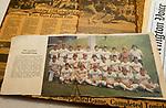 TORRINGTON, CT-061620JS14—a newspaper clipping of the Torrington 1975 State Championship team. <br />  Jim Shannon Republican-American