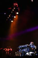 SAO PAULO, SP, 14.12.2013 - CIRCUITO BANCO DO BRASIL / STEVIE WONDER - O cantor norte-americano Stevie Wonder durante apresentação no Circuito Banco do Brasil no Campo de Marte na região norte da cidade de Sao Paulo neste sábado, 14. (Foto: Vanessa Carvalho / Brazil Photo Press)