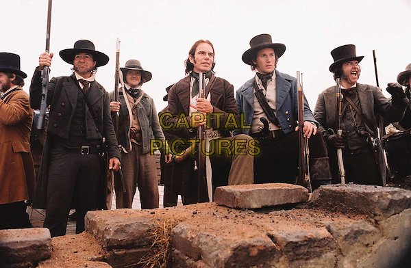 BILLY BOB THORNTON & PATRICK WILSON.in The Alamo.Filmstill - Editorial Use Only.Ref: FB.www.capitalpictures.com.sales@capitalpictures.com.Supplied by Capital Pictures