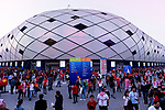 A general view of the stadium after the AFC Asian Cup UAE 2019 Round of 16 match between Jordan (JOR) and Vietnam (VIE) at Al Maktoum Stadium on 20 January 2019 in Dubai, United Arab Emirates. Photo by Marcio Rodrigo Machado / Power Sport Images