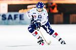 Stockholm 2014-11-14 Bandy Elitserien Hammarby IF - Edsbyns IF :  <br /> Edsbyns Daniel Jonsson i aktion under matchen mellan Hammarby IF och Edsbyns IF <br /> (Foto: Kenta J&ouml;nsson) Nyckelord:  Elitserien Bandy Zinkensdamms IP Zinkensdamm Zinken Hammarby Bajen HIF HeIF Edsbyn EIF Byn portr&auml;tt portrait