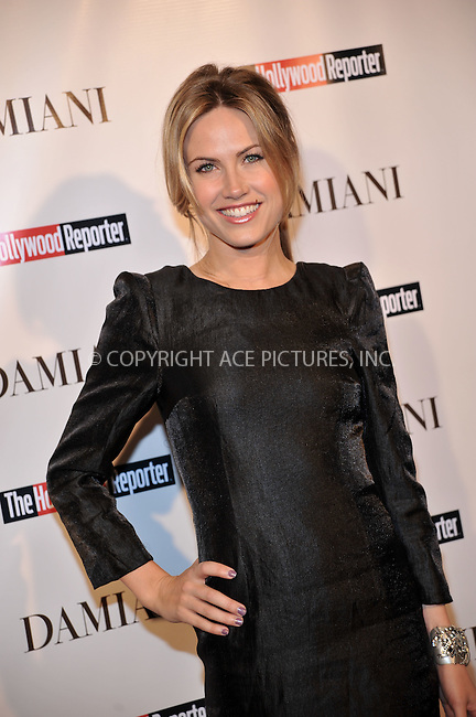 WWW.ACEPIXS.COM . . . . . ....December 3 2009, Hollywood....Actress Vail Bloom at the Damiani Diamonds & The Hollywood Reporter Power 100 Women in Entertainment on December 3, 2009 in Beverly Hills, California.....Please byline: JOE WEST- ACEPIXS.COM.. . . . . . ..Ace Pictures, Inc:  ..(646) 769 0430..e-mail: info@acepixs.com..web: http://www.acepixs.com