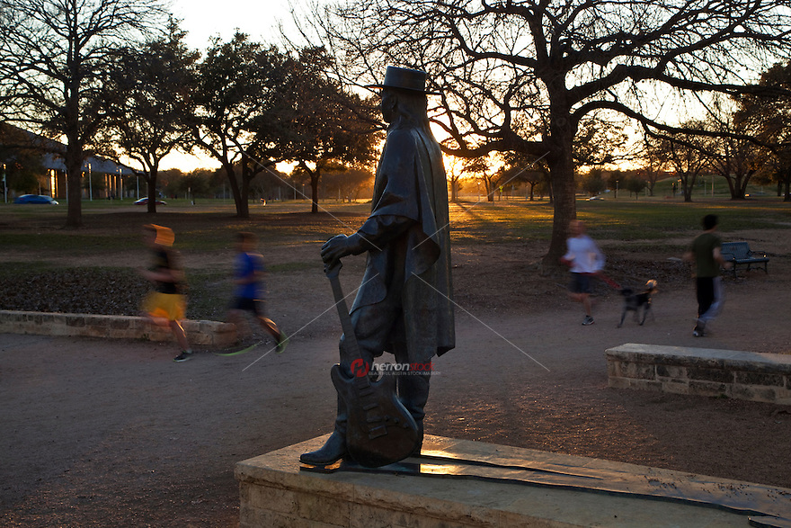 The city of Austin erected the Stevie Ray Vaughan Memorial Statue at Auditorium Shores on Lady Bird Lake, the site of a number of his concerts. It has become one of the city's most popular tourist attractions.