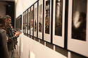 People at photo exhibition Andy Summers, former guitar player of the Police, writer and photographer, at Leica Gallery in Milan, March 22, 2016. &copy; Carlo Cerchioli<br />